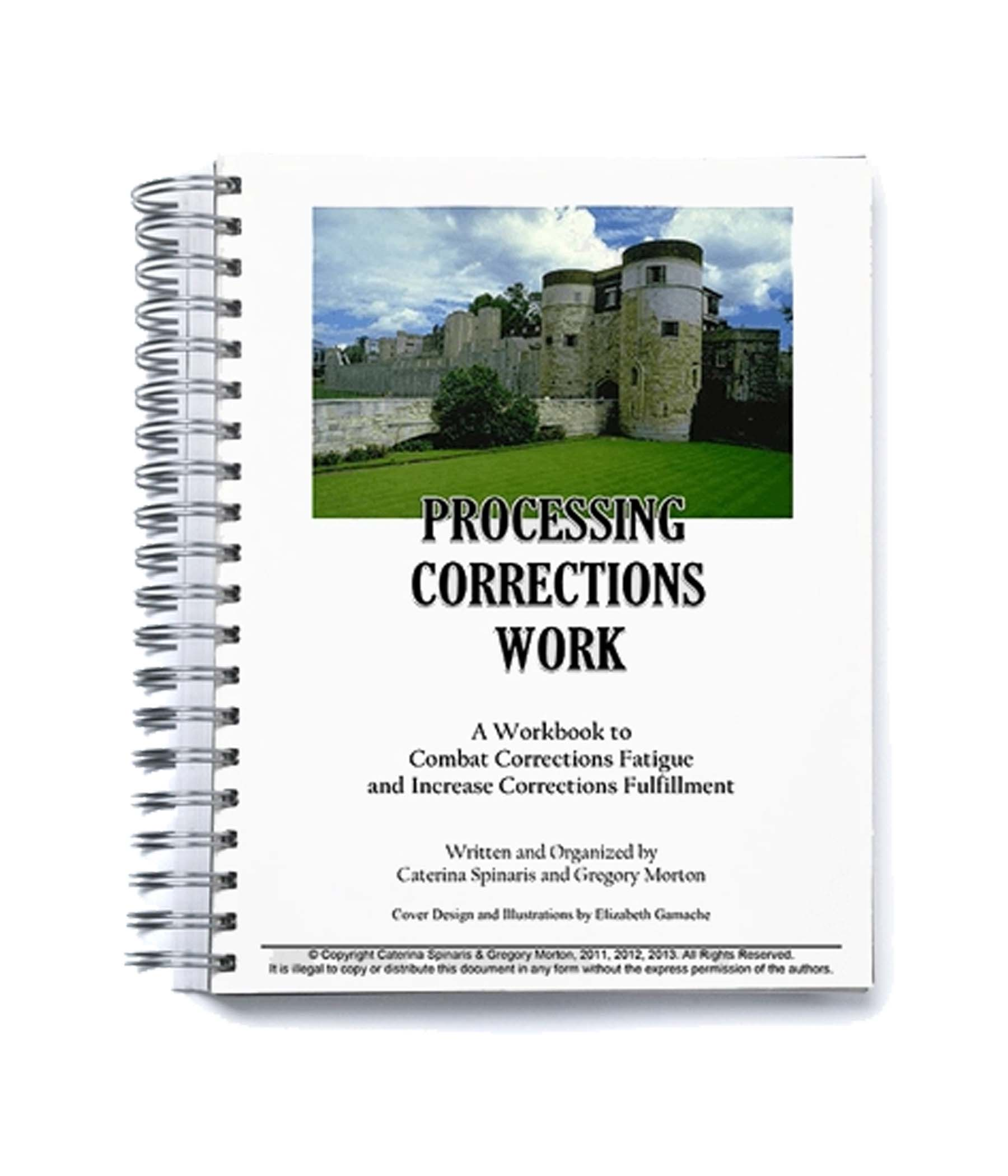 Processing Corrections Workbook